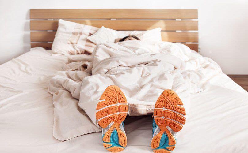 Sabias porque el descanso es tan necesario cuando hacemos Deporte?