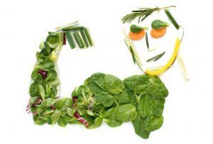 Micronutrientes en vegetarianos