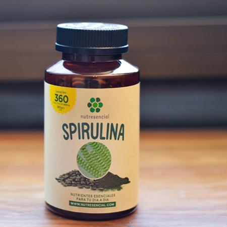 Nutresencial - Spirulina