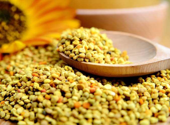 Polen de abejas, Superalimento que equilibra el organismo