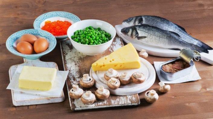 Vitamina D y su importancia para la salud